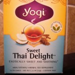 box of Yogi Thai Delight